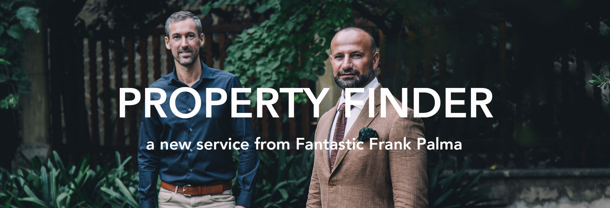 Fantastic Frank Palma - Personal property finder
