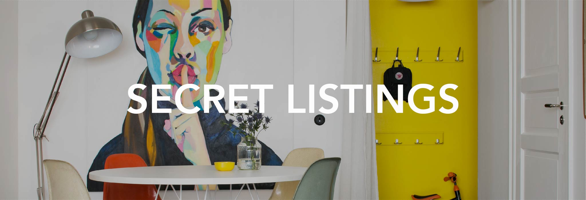 Fantastic Frank Frankfurt - Secret listings