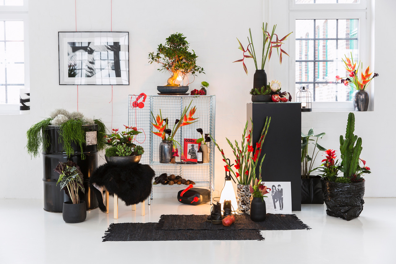 Blumenbüro Holland Trends 2018 Re-assemble 01