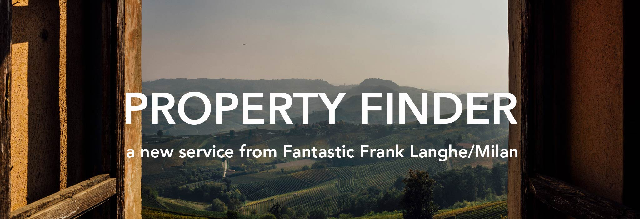 Fantastic Frank Italy - Personal property finder
