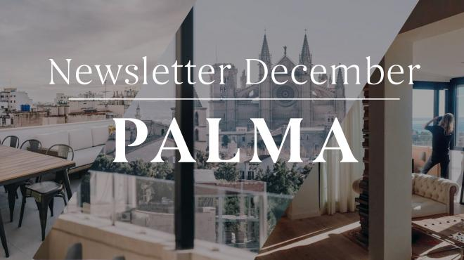 Newsletter December Palma fantastic Frank
