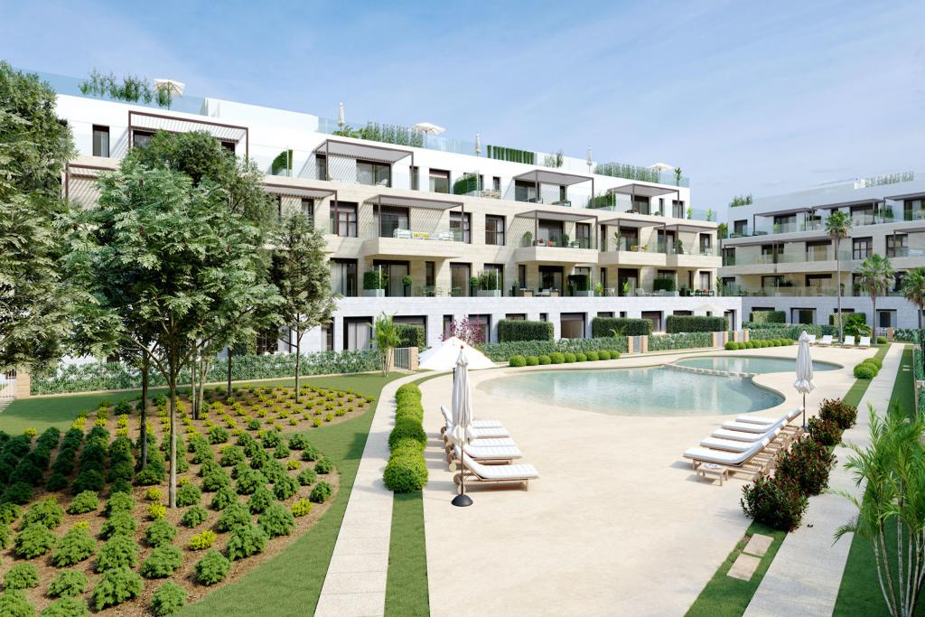 Fantastic Frank Beach Apartment New Development Santa Ponca