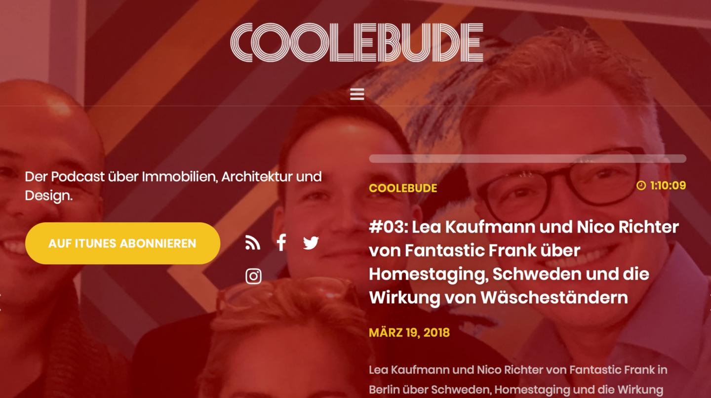 CooleBude interview with Berlin founders