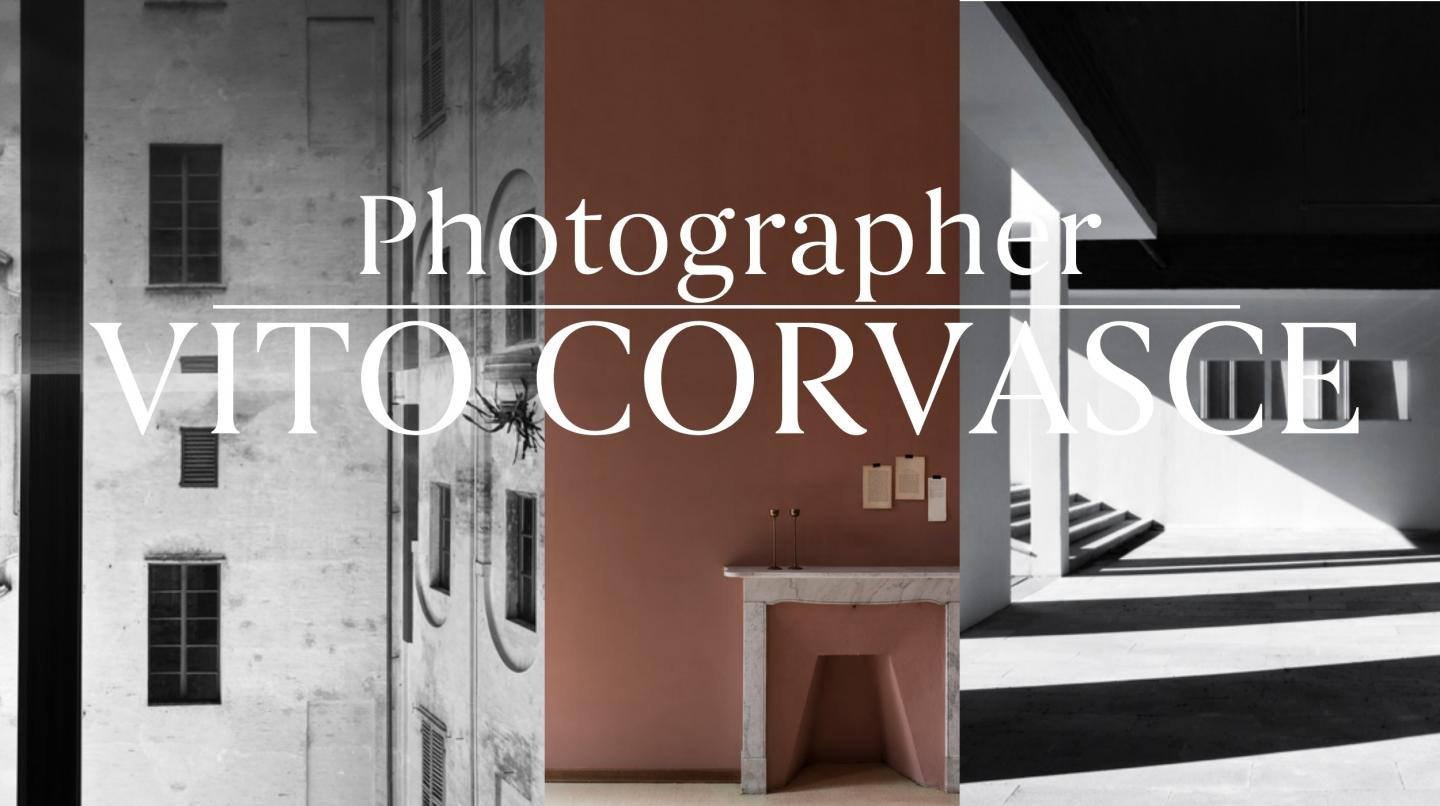 Let us present Vito Corvasce - our new italian photographer